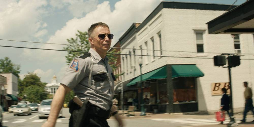 Sam Rockwell i Three Billboards Outside Ebbing, Missouri